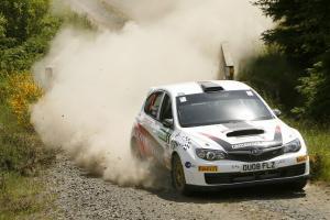 Dave Weston Jnr/Aled Davies - Subaru Impreza