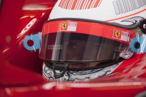 Kimi Raikkonen (FIN) Ferrari F60, British F1, Silverstone, 19th-21st, June, 2009