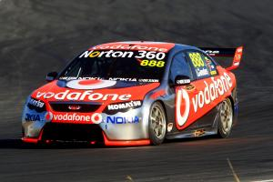 Craig Lowndes, (Aus), Team Vodafone 888 Ford