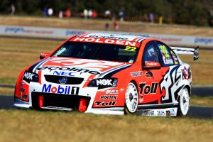 Will Davison, (aust), Toll HRT Commodore 