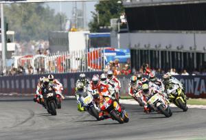 Pedrosa leads start, San Marino MotoGP 2009