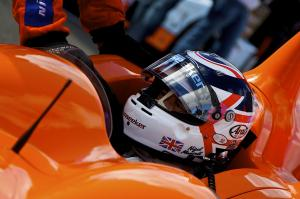 5 TEAM LNT Nigel Mansell (GBR)