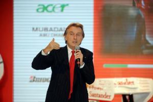 28.01.2010 Maranello, Italy, Luca di Montezemolo (ITA), Scuderia Ferrari, FIAT Chairman and Presiden