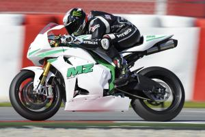 West, MZ Racing given Moto2 place
