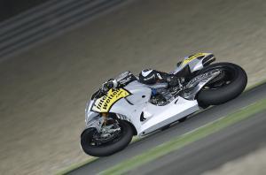 Aoyama, Qatar MotoGP test 2010