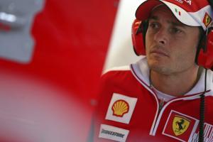 Giancarlo Fisichella (ITA) Scuderia Ferrari