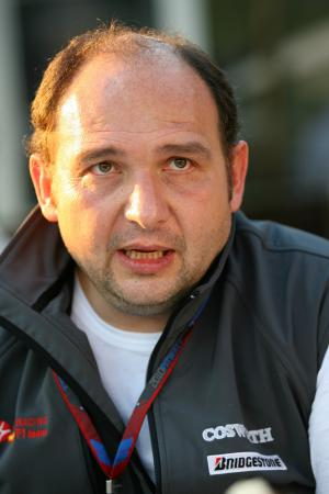 Colin Kolles, Team Principal, Hispania Racing F1 Team