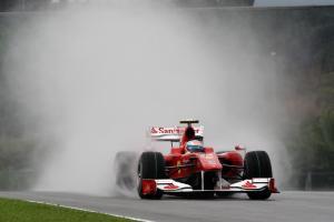 Qualifying, Fernando Alonso (ESP), Scuderia Ferrari, F10