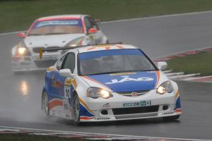 Paul O Neill (GBR) - Sunshine.co.uk with Tech-Speed Motorsport Honda Integra