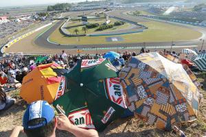 Morning warm-up, Spanish MotoGP 2010