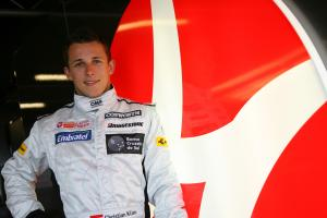 Christian Klien (AUT), test driver, Hispania Racing F1 Team