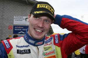 Jari-Matti Latvala (FIN) Miikka Antilla (FIN) Ford Focus RS WRC 09