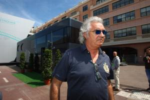 Friday, Flavio Briatore (ITA)