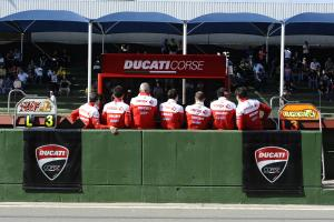 Tema Ducati Xerox, Kyalami WSBK 2010