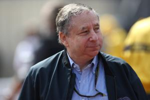 Jean Todt (FRA), President FIA