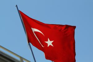 Thursday, flag of Turkey