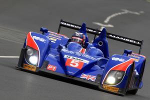 Nigel Mansell (GBR) Greg Mansell (GBR) Leo Mansell (GBR) #5 Beechdean Mansell, Ginetta-Zytek 09S