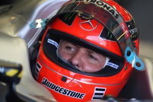 Friday, Michael Schumacher  (GER), Mercedes GP F1 Team, MGP W01