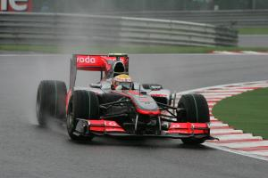Friday Practice 1, Lewis Hamilton (GBR), McLaren  Mercedes, MP4-25