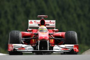 Friday Practice 2, Felipe Massa (BRA), Scuderia Ferrari, F10