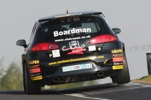 Tom Boardman (GBR) Special Tuning UK SEAT Leon