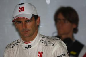 Friday Practice 1, Pedro de la Rosa (ESP), BMW Sauber F1 Team, C29