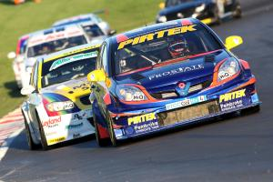 Andrew Jordan (GBR) Pirtek Racing Vauxhall Vectra