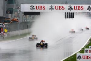 Race, Sebastian Vettel (GER), Red Bull Racing, RB6