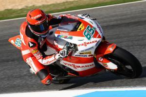 Bradl, Portuguese Moto2 GP 2010