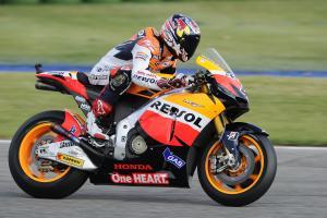 Dovizioso, Valencia MotoGP 2010]