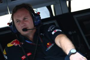 Friday Practice 1, Christian Horner (GBR), Red Bull Racing, Sporting Director