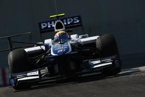 Pastor Maldonado (VEN), Williams F1 Team