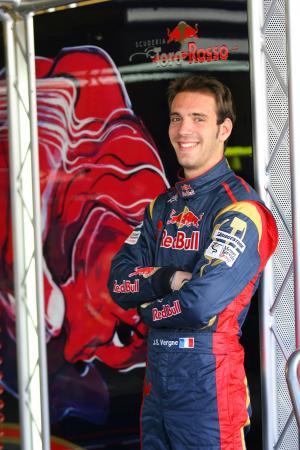 Jean-Eric Vergne (FRA), Scuderia Toro Rosso