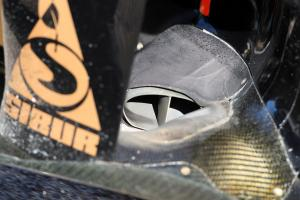 Lotus Renault GP, R31, exhaust