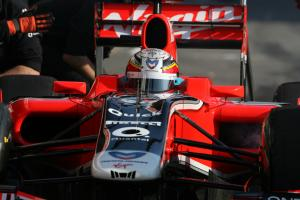 21.02.2011- Timo Glock (GER), Marussia Virgin Racing VR-02