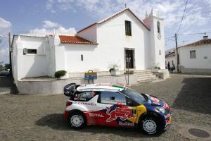 Sebastien Loeb (FRA) Daniel Elena (MON), Citroën DS3 WRC, Citroën Total World Rally Team