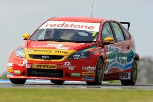 Mat Jackson (GBR) Airwaves Racing Ford Focus