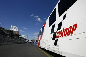 DORNA truck, French MotoGP 2011