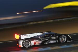 Timo Bernhard/Romain Dumas/Mike Rockenfeller - Audi Sport Team Joest Audi R18 TDI