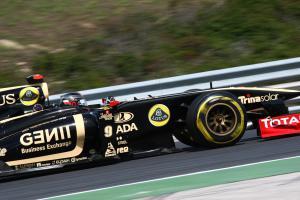 30.07.2011 Nick Heidfeld (GER) Lotus Renault GP R31