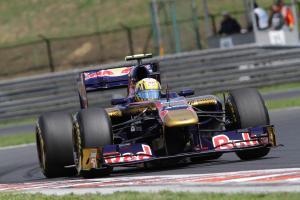 30.07.2011 Jaime Alguersuari (SPA), Scuderia Toro Rosso, STR6
