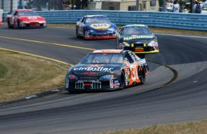 Watkins Glen like 'an old friend' to Robby.
