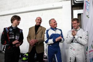Johnny Herbert Karting Challenge raises over ?10,000 for charity