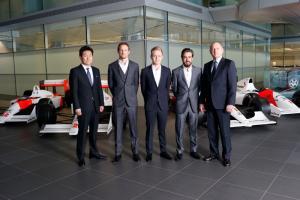F1: Alonso returns to McLaren to emulate Senna