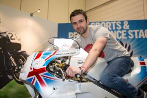 William Dunlop in Norton deal for 2015 Classic TT