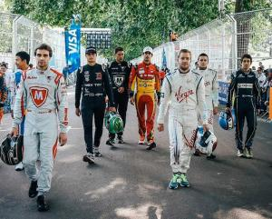 Formula E limits number of driver changes
