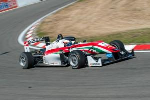 Rosenqvist wins as Leclerc and Stroll suffer first turn crash