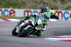Ellison breaks wrist at Thruxton, doubt for Cadwell