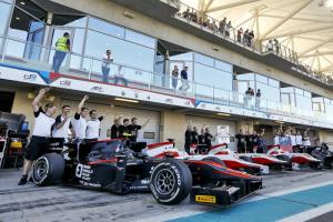 Abu Dhabi: GP2 final championship standings