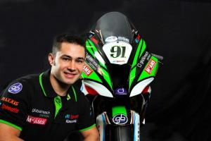 Haslam brims with excitement for Kawasaki debut